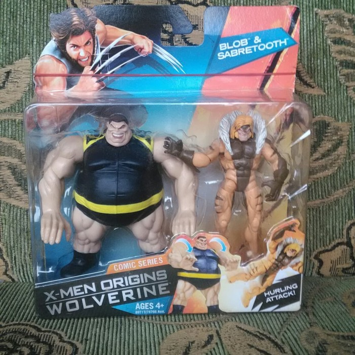 Wolverine Origins Accessory Kit X-Men NWT
