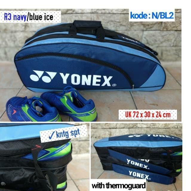 Foto Produk tas raket badminton /tenis Yonex dari dera sport