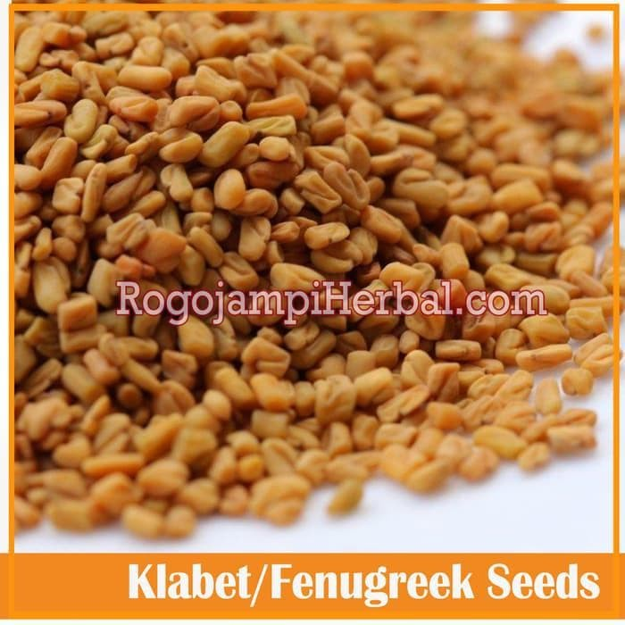 Foto Produk Big Seller!! 500G Klabet / Hulbah / Kelabat / Fenugreek Seed dari yayu_kmulyani-1 shopp