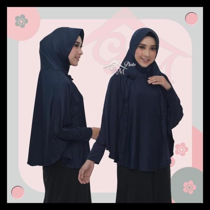 Jual Bergarans Murmer Jilbab Hijab Langsung Instan Bergo Pita Lengan Jakarta Barat Aghanid Berkah67 Tokopedia