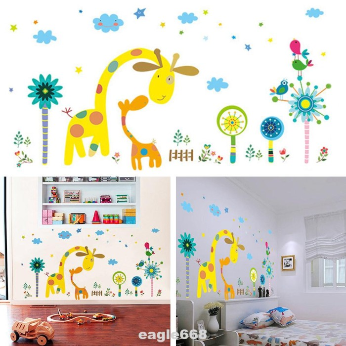 Jual Living Room Home Decoration Kids Bedroom Interior Design Pvc Self Jakarta Pusat Losta Fashion Tokopedia