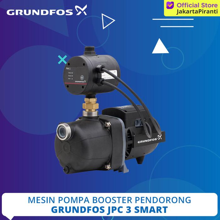 Jual Mesin Pompa Air Booster Grundfos JPC 3 Smart ...
