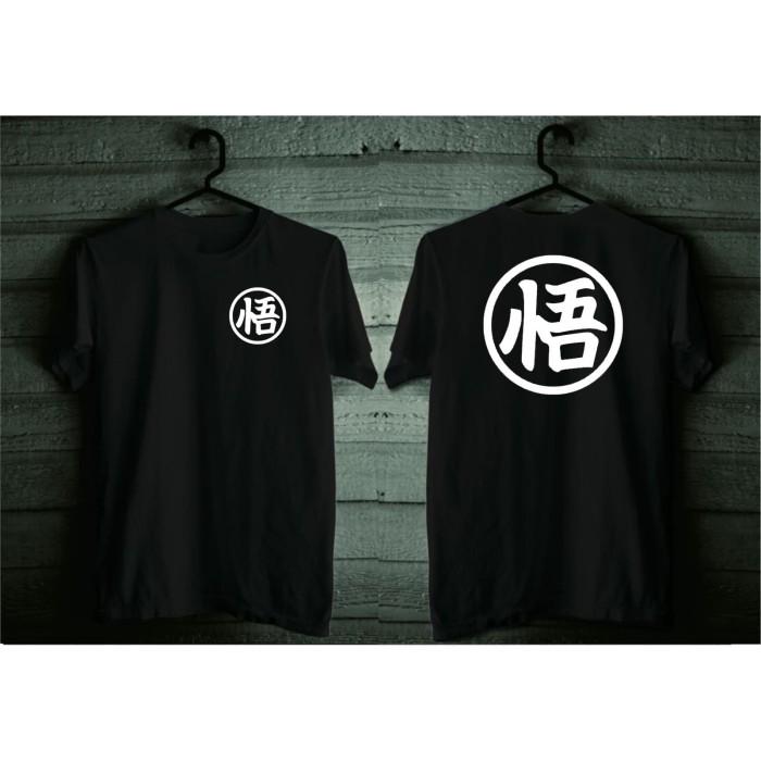 Jual Kaos T Shirt Kaos Polos Dragonn Ball Kaos Distro Gambar Depan Belakang Jakarta Utara Longbeach60 Tokopedia