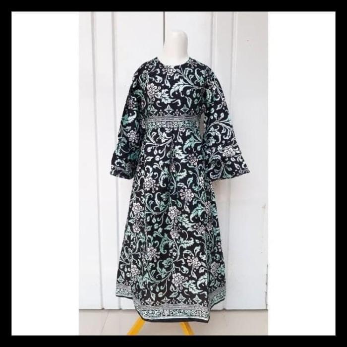 Jual Paling Populer Gamis Batik Anak Perempuan Baju Batik Anak Perempuan Jakarta Barat Werdastore4 Tokopedia