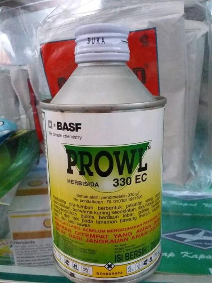 Foto Produk Herbisida Selektif Pra Tumbuh Bawang Kedelai dan Padi PROWL 200ml dari dentastore2020