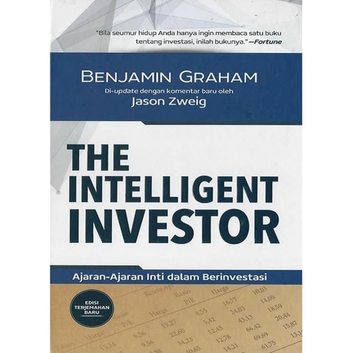 Foto Produk The Intelligent Investor (original) dari DistributorBuku