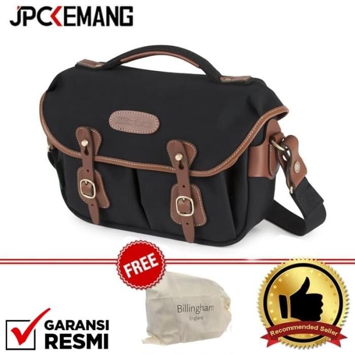 Foto Produk Billingham Hadley Small PRO Camera Bag (Black/Tan) GARANSI RESMI dari JPCKemang