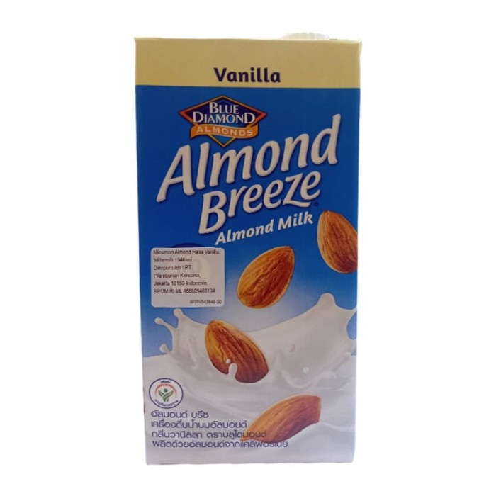 Foto Produk Blue Diamond Susu Almond Milk Vanilla 946 mL dari FingerLand
