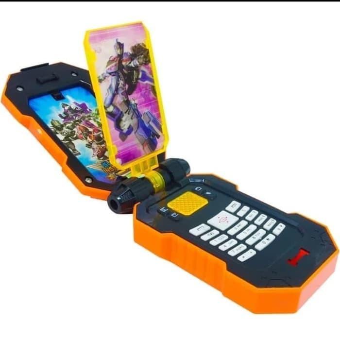 Foto Produk Mainan Anak Hp Musik - Mainan Handphone Baterai dari toko mainan murah jaya