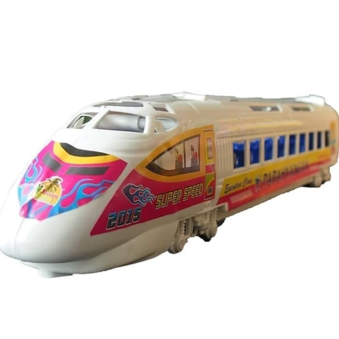 Foto Produk Mainan Kereta Api Parahyangan Train dari toko mainan murah jaya