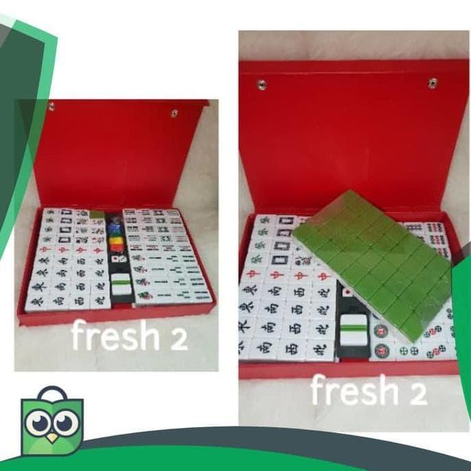 Jual Promo Mahjong Mahjong China Catur Cina Jakarta Barat Juma Store Tokopedia