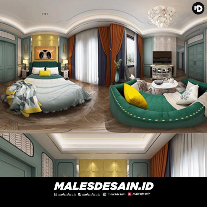 Jual 360 Interior Design 2019 Bedroom I45 3d Malesdesain Jakarta Timur Malesdesain Tokopedia