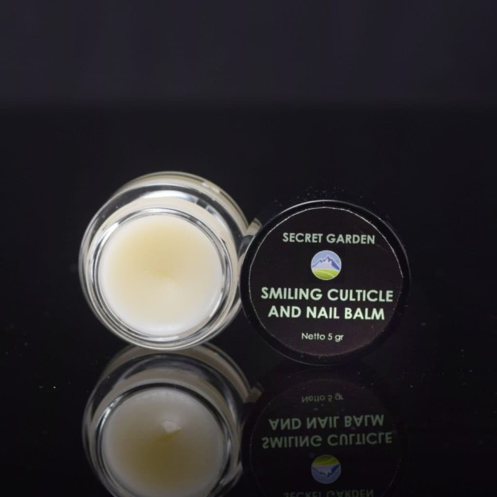 Foto Produk Smilling Culticle & Nail Balm dari Green Mommy Shop