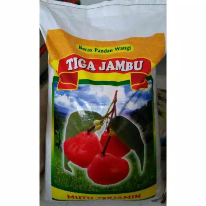 Foto Produk Beras panda wangi cap tiga jambu 5kg dari toko beras mudah rezeki