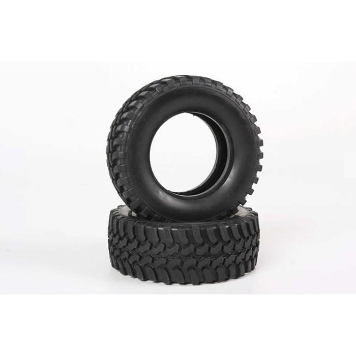 Foto Produk 54735 Tamiya CC-01 Mud Block Tires (2 pcs) dari Tamiyatoys
