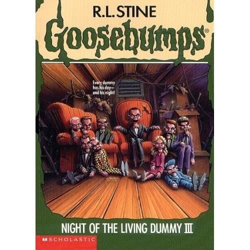 Foto Produk Night of the Living Dummy III: Goosebumps Book #40 (eBook) dari The Open Book