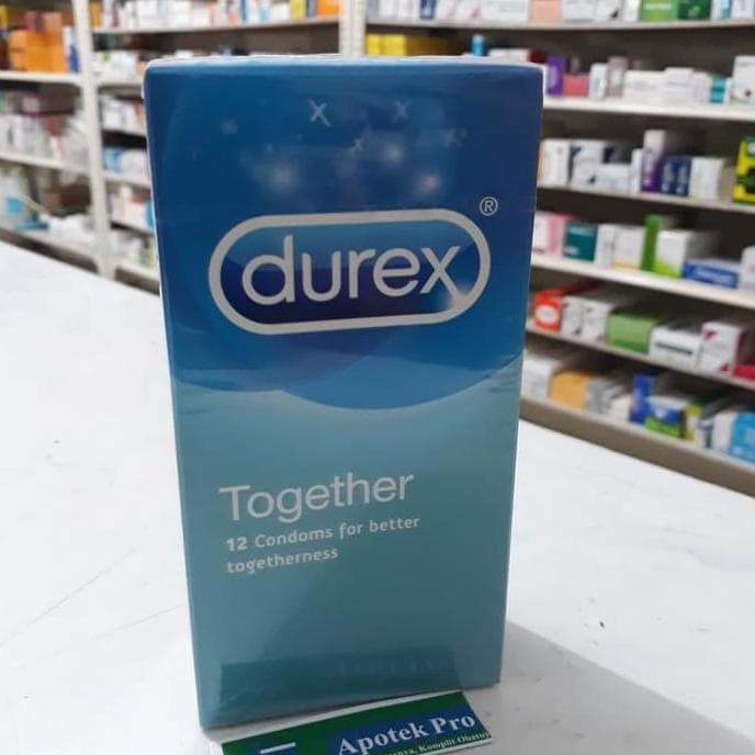 Jual Promo Kondom Durex Together Isi 12 Termurah Jakarta Selatan Abel Store 05 Tokopedia