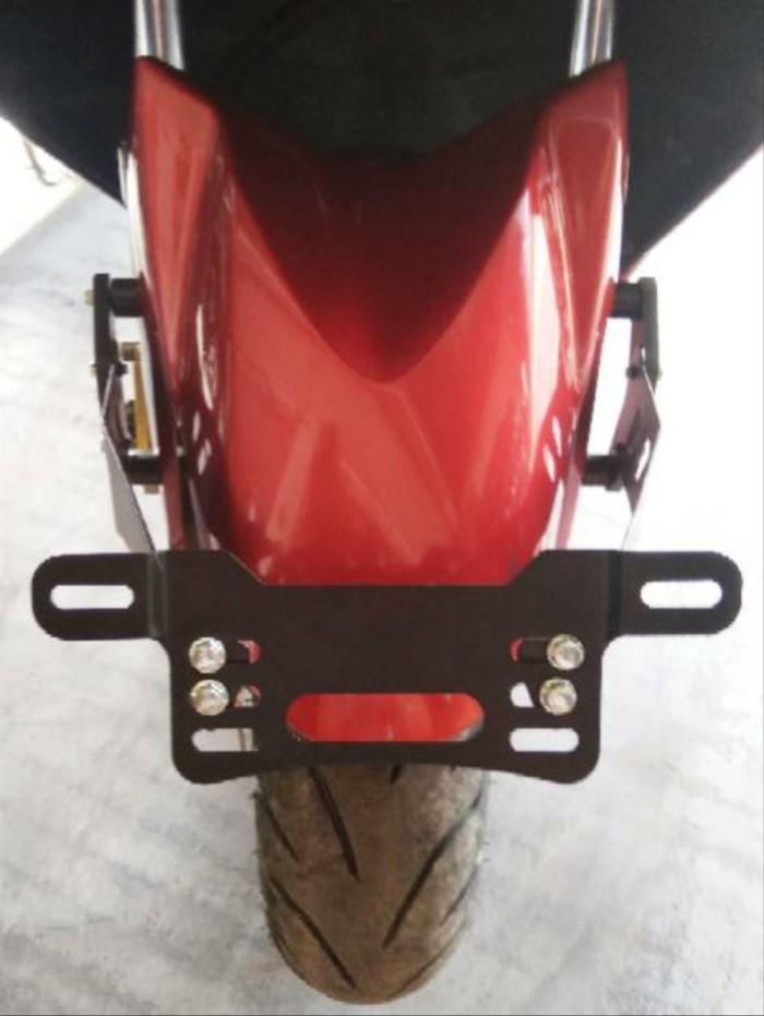 Foto Produk Bracket Braket Breket Plat nomer Depan Lexi Nmax Aerox dari vennna_shop
