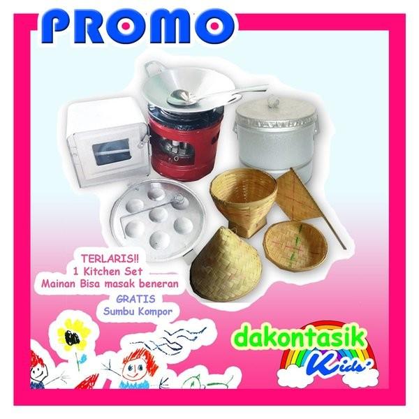 Jual Paket Lengkap Alat Mainan Masak Masakan Mainan Tradisional Jaman Dulu Jakarta Barat Agusst2 Tokopedia