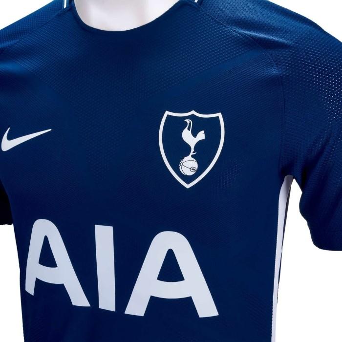 Jual Jersey Tottenham Hotspur Away 2017 18 Aeroswift Biru S Jakarta Utara Warung Jersey Soccer Tokopedia