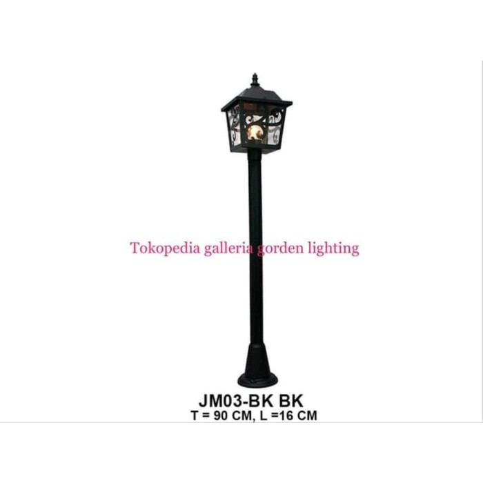 Jual Terlaris Lampu Hias Taman Dekorasi Minimalis Jm03 Harga Normal Jakarta Selatan Zee Store 1 Tokopedia