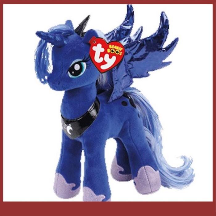 Jual Mainan Bayi Anak Ty Beanie Boos Blue Unicorn Sparke Princess Luna Jakarta Barat Kalfa Store491 Tokopedia
