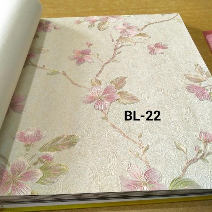 Jual Wallpaper Dinding Motif Bunga Belleza Kota Bekasi Indah Wallpaper Tokopedia