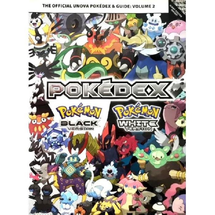 Jual Pokemon Black White Volume 2 Guide Unova Pokedex Ebook Kota Bekasi Bacabukudong Tokopedia