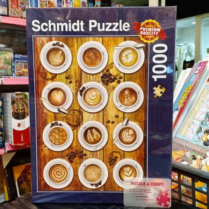 Jual Schmidt Coffee Art 1000 Pcs Kota Surabaya Puzzle Amp