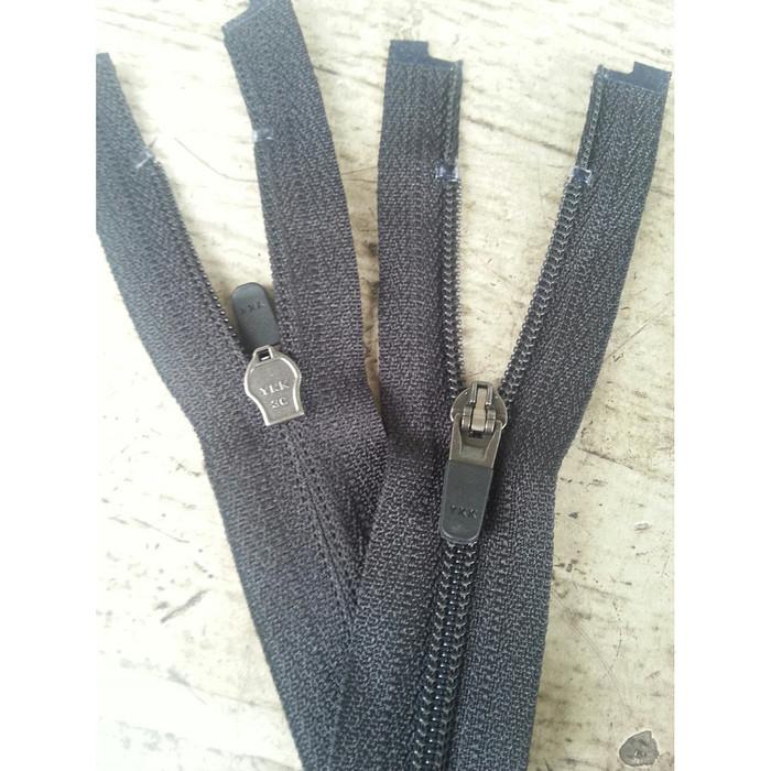 25 13.5 inch length Assorted Colors YKK #3 Coil Zipper