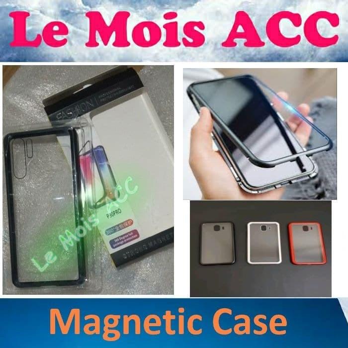 Foto Produk Samsung S8+ Magnetic Glass Case dari Le Mois Acc