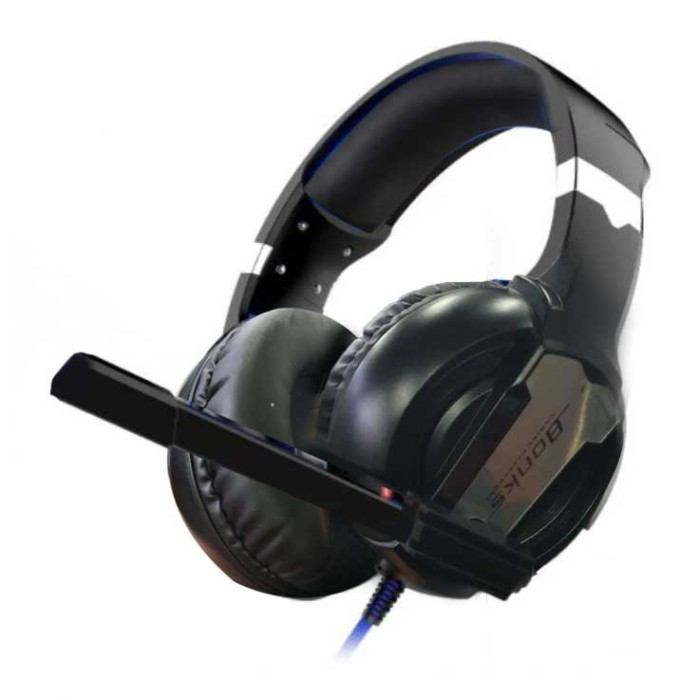 Jual Notebook Gaming Headphone Led Deep Bass With Mic G1 Black Black Jakarta Barat Deshipper Express Tokopedia