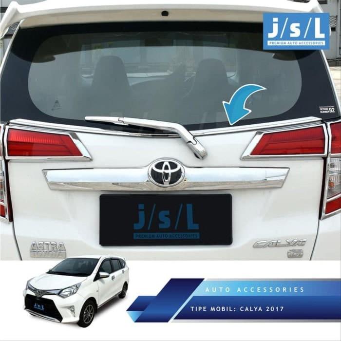Jual New Aksesoris Mobil Calya 2016 Toyota Calya 2016 List Kaca Belakanng Jakarta Pusat Rancaknet Tokopedia