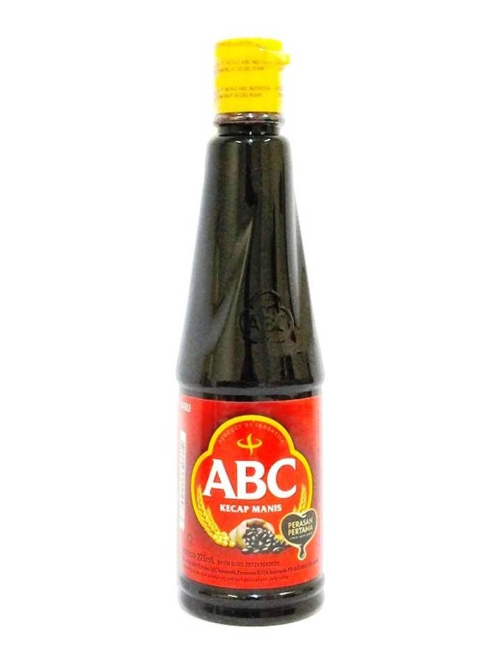 Foto Produk (05802) KECAP ABC 275 ML MANIS PLASTIK AMTP dari SWALAYAN MAJU BERSAMA