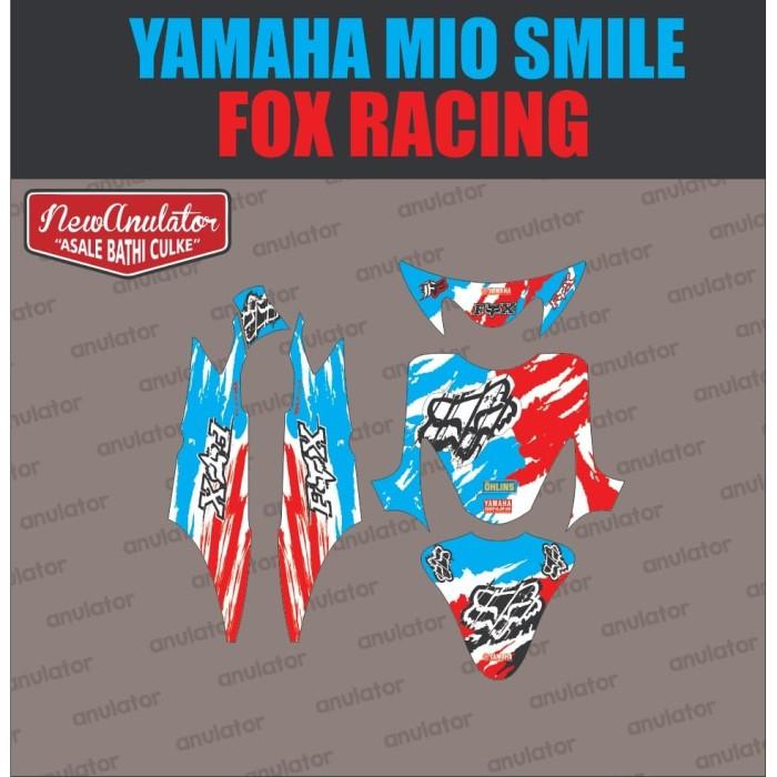 Foto Produk Stiker Striping Yamaha Mio Smile Fox dari anulator-custom
