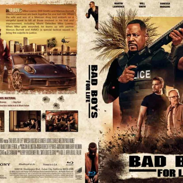 Jual Film Bad Boys For Life 2020 720p 1080p Dvd Film Flashdisk Kota Medan Gmt Indonesia Tokopedia