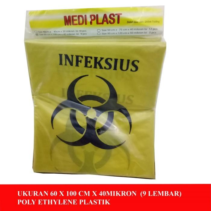 Jual Plastik Limbah Medis & Biochemical Uk Sedang 60