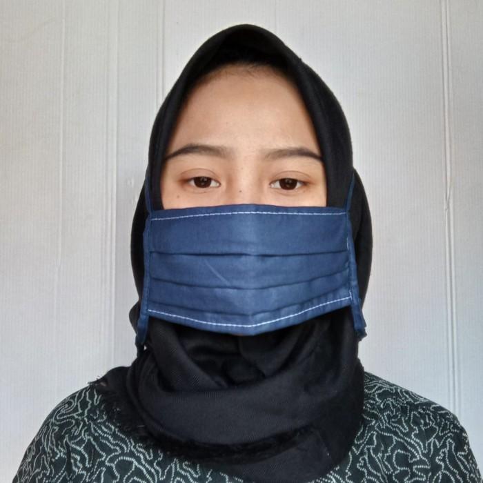 Foto Produk Masker Kain Katun dari officemart