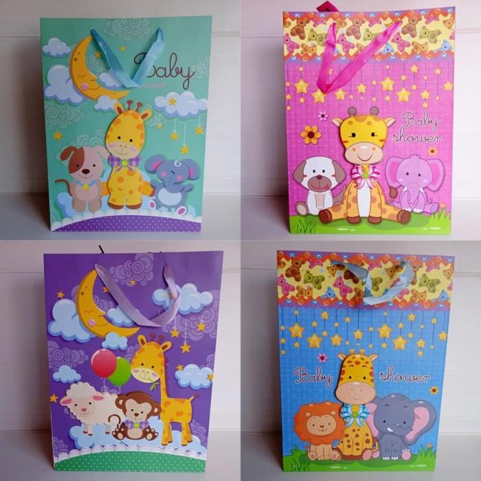 Foto Produk Paper Bag   Gift Bag   Shopping Bag Timbul Besar 8867   Goodie Bag dari officemart