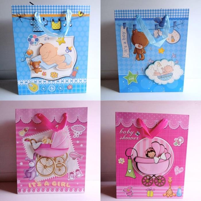 Foto Produk Paper Bag   Gift Bag   Shopping Bag Timbul Kecil 8853 dari officemart