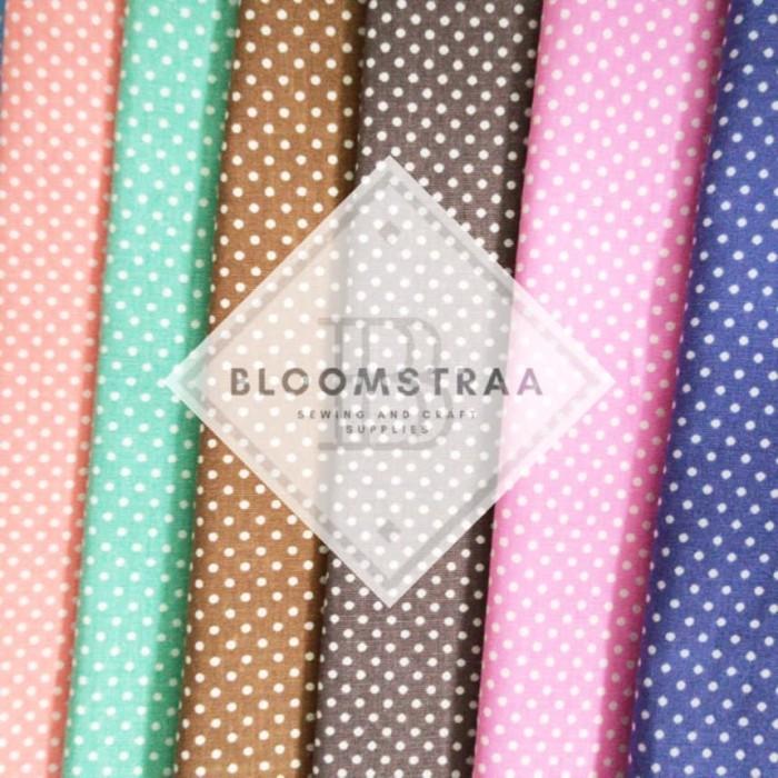 Foto Produk Bahan Kain Katun Perca 50x50cm Cotton Fabric 50 x 50 cm Bahan Katun dari Bloomstraa