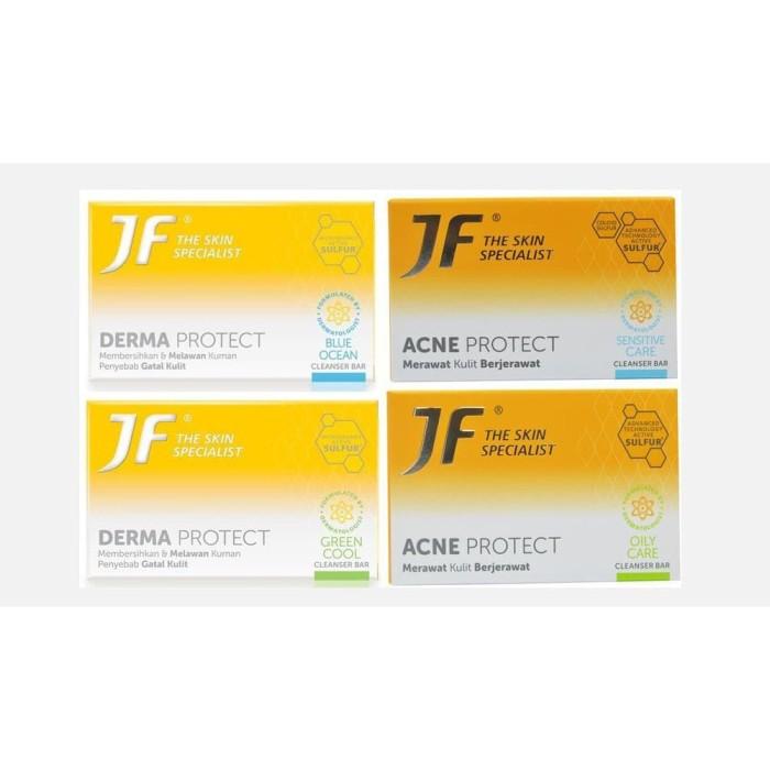 Jf Sulfur Mild Care Kulit Sensitif Berjerawat