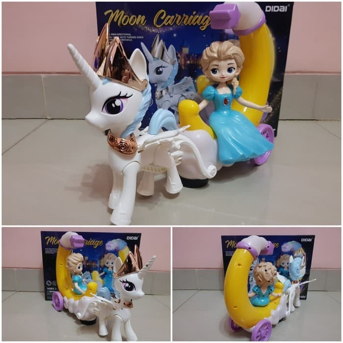 Jual Mainan Bump N Go Kuda Poni Elsa Frozen Mainan Boneka Elsa Anna Jakarta Pusat Pretty Market Tokopedia
