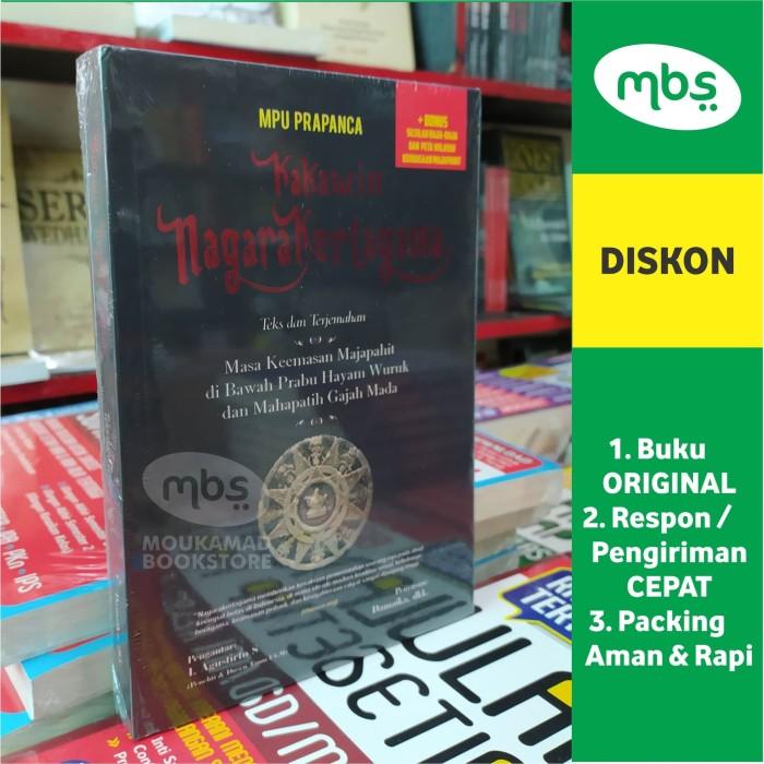 Foto Produk Buku KAKAWIN NEGARA KERTAGAMA - Teks Asli dan Terjemahan dari Moukamad Bookstore