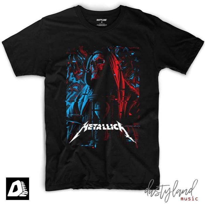 Official Metallica Death Reaper Rock Band T-Shirt