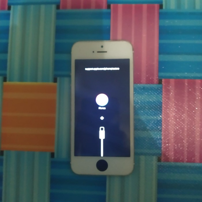 Foto Produk iPhone 5s Minus Stuck iTunes dari Habib Alwi