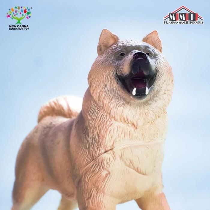 Jual Terbaru Mainan Edukasi Action Figure New Canna Anjing Akita Jakarta Utara Recehan Shopp Tokopedia