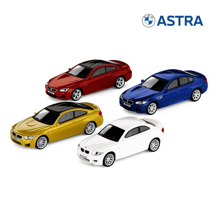 Foto Produk BMW M Car Collection Multicolor Diecast [1:64] Miniatur BMW dari BMW Astra