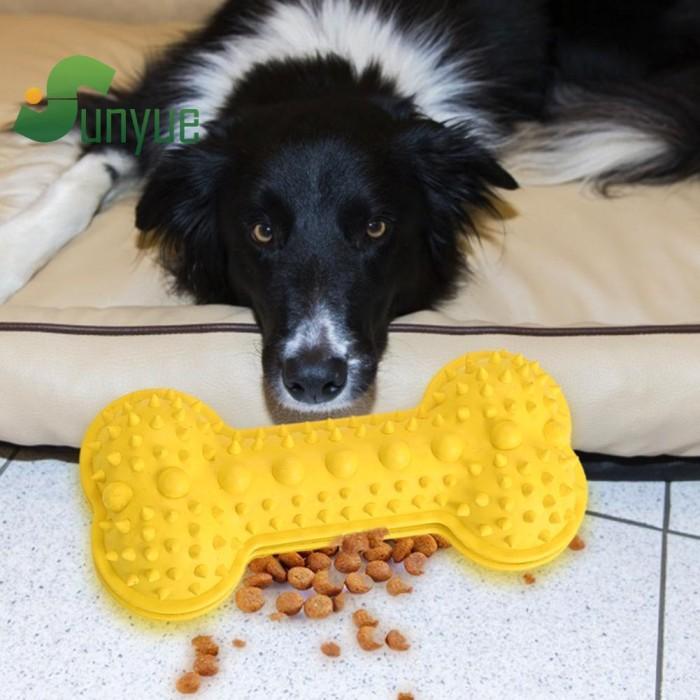 Jual In Stock Pet Toy Rubber Bone Puppy Dog Bite Chew Resistant Molar Jakarta Timur Mirah Estu Tokopedia