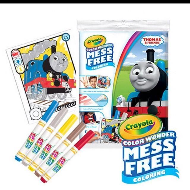 Jual New Crayola Color Wonder Thomas And Friends Coloring Book Set Jakarta Pusat Annchi Market Tokopedia